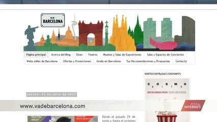 Una agenda per fer turisme per Barcelona