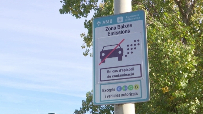 Saps si podràs circular amb el teu vehicle els dies d'alta contaminació?