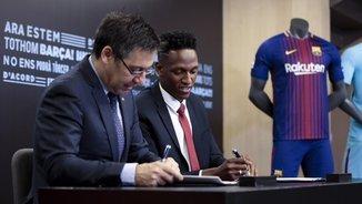 Gossip: Les novetats en els contractes del Barça