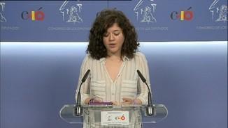 Units Podem i PSOE, en contra de la condemna per abús sexual i a favor de la igualtat de gènere
