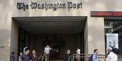 "El propietari d'Amazon compra ""The Washington Post"" per 250 milions de dòlars"