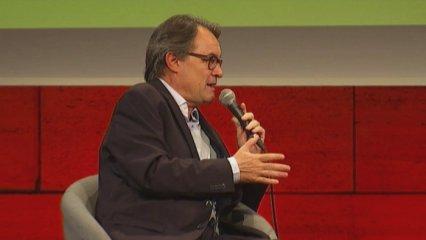 Declaracions Artur Mas - David Fernández