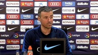 "Luis Enrique: ""Amb Rakitic no passa absolutament res"""