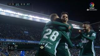Loren agreuja la crisi del Deportivo (0-1)