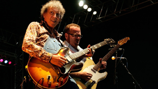 Elvin Bishop i Shemekia Copeland