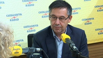 """Bartomeu: """"No està previst que Neymar torni"""""""