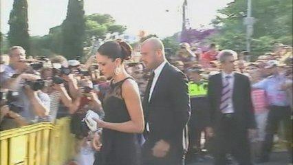 Mig Barça a la boda de Xavi