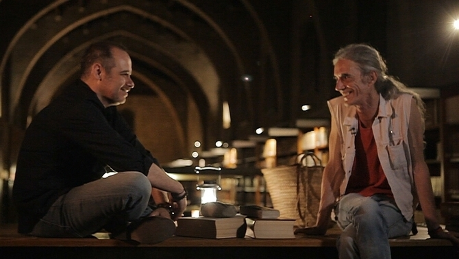Enric Casasses i Jordi Lara