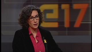 Marta Rovira (ERC) - Entrevistes electorals 21D