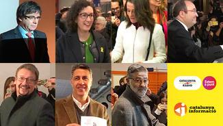 21D: Els candidats voten
