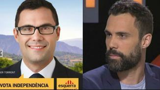 "La transformació de Roger Torrent, de ""nerd"" a ""fucker"""