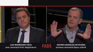 Cara a cara judicial: Luis Rodríguez Vega i Xavier González de Rivera