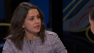 Entrevista a Inés Arrimadas, líder de Ciutadans a Catalunya