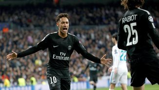 "Neymar: ""El Madrid? Jo ara penso en el PSG"""
