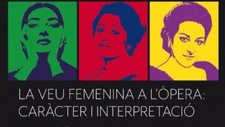 """Miquel Peralta presenta el llibre """"La veu femenina en l'òpera"""""""