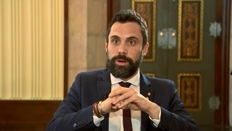 "Roger Torrent: ""No té cap sentit que s'allargui el 155"""
