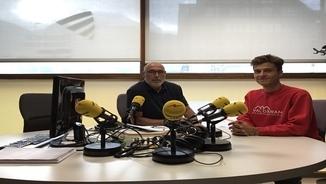 "Tòn Cónsul: ""Torni tà Barcelona sense parelha esportiua mès non deishi eth patinatge"""