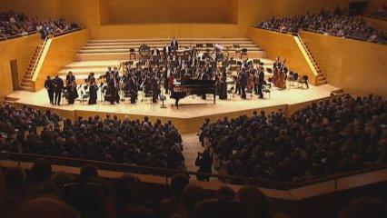 Un pianista català cec triomfa en el món de la música