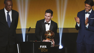 Messi FIFA Ballon d'Or