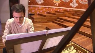"Una arpista i un clavecinista participen al concurs ""El primer Palau"""