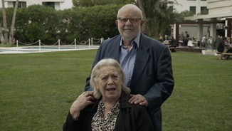Terele Pávez i Jaume Figueras