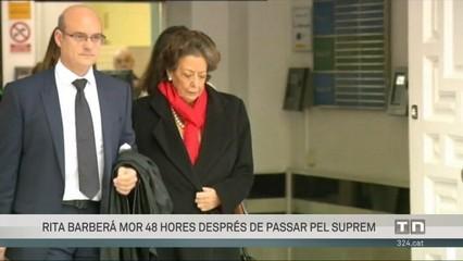 Mor als 68 anys Rita Barberá