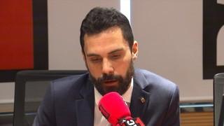 Torrent manté Puigdemont com a candidat i demana generositat als partits independentistes
