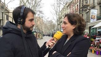 """Ada Colau: """"L'Ajuntament s'ha personat com a acusació particular en la causa dels atemptats"""""""