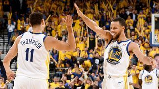 Els Warriors guanyaran l'anell de l'NBA