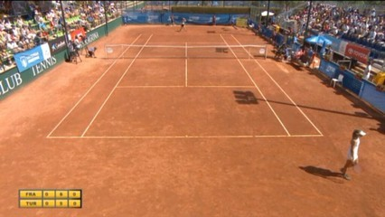 Tenis Final Femenina