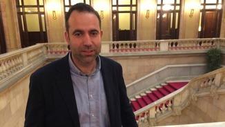 """""""En una frase"""": Ferran Civit (Junts pel Sí)"""