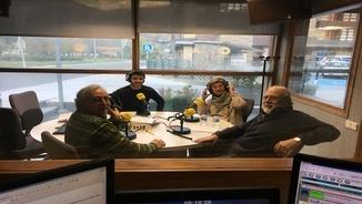 Aué en collòqui auem compdat damb Amparo Serrano, Manel Rocher e Vicente Còsta.