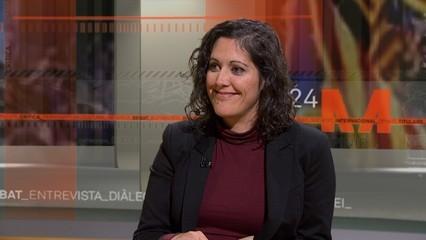 Entrevista a Anaïs Franquesa, advocada de l'acusació particular de Roger Español