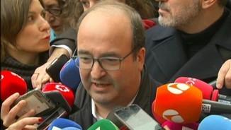 """Iceta: """"No es pot aprofitar el 155 per canviar la política lingüística a les escoles catalanes"""""""