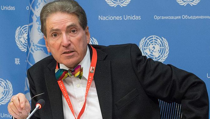 """De Zayas (ONU): """"Si Puigdemont fos extradit a Espanya, es vulneraria la Convenció de Ginebra"""""""