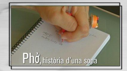 Pho, història d'una sopa (clip del sumari)