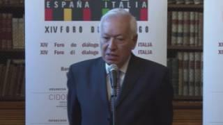 Margallo avala les declaracions de Fernández Díaz