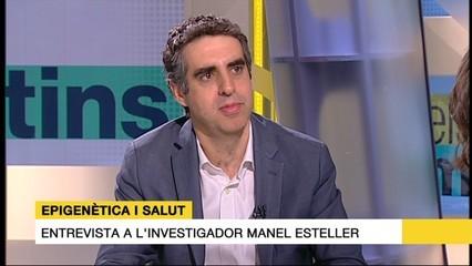 Manel Esteller: Fins ara, es creia que el 100% de l'herència epigenètica venia de la mare, però el pare també n'aporta