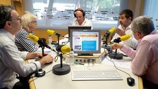 """Jordi Sánchez: """"No es pot creure que el que està passant a Gràcia estigui perjudicant el procés"""""""