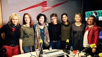 Tertúlia en femení: Analitzem l'actualitat amb 6 joves diputades del Parlament de Catalunya