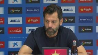 """Quique Sánchez Flores: """"Volem que tothom senti la rivalitat"""""""