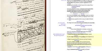 "El manuscrit original de ""Madame Bovary"" es pot consultar a internet"