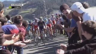 Tercera etapa de la Volta al País Basc