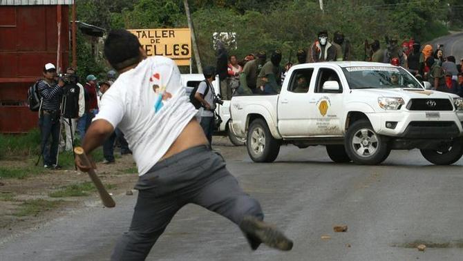 El PRI del president Peña Nieto revalida la majoria en les eleccions de Mèxic