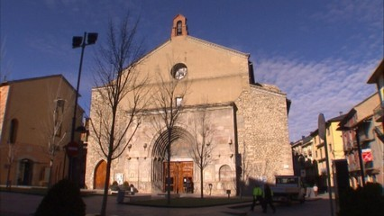 Església de Sant Domènec de Puigcerdà