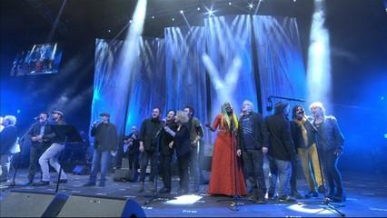 """Un """"Mediterráneo"""" col·lectiu, al concert """"Volem acollir"""""""