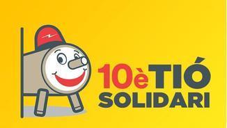 El 10è Tió solidari de Catalunya Ràdio