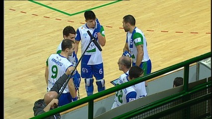 Hoquei patins: Copa Cers ICG Software Lleida-Igualada Calaf