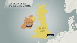 La UE proposa mantenir Irlanda del Nord al mercat únic europeu