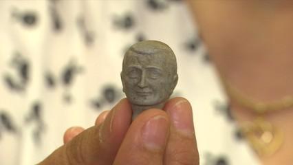 La curiosa història de l'escultor d'art religiós que va dissenyar els Madelman